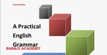 English Grammar Book Pdf Download: English Grammar in Hindi