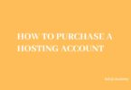 How to host a website: How to host your own website